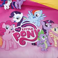 My Little Pony Bedroom Free Shipping 100 Pure Cotton Twin Queen Full Size My Little Pony