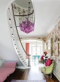 room envy a colorful parker kennedy designed foyer atlanta magazine