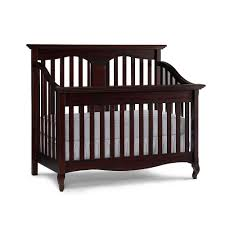 Mayfair Convertible Crib by Babi Italia Mayfair Flat Convertible Crib Blackberry On Popscreen