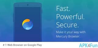 web browser apk mercury browser apk 3 2 3 mercury browser apk apk4fun