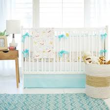 woodland crib sheet baby crib sheets aqua crib sheet