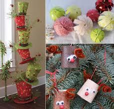 christmas home made decorations christmas homemade decoration ideas designcorner
