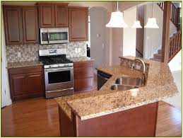 Kitchen Backsplash Ideas With Santa Cecilia Granite St Cecilia Granite Countertops Home Design Ideas