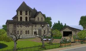 haunted house blueprints minecraft homes zone