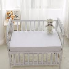 waterproof fitted crib pad promotion shop for promotional