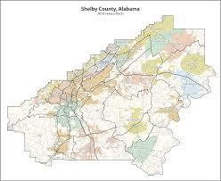 Census Tract Maps Maps Of Shelby County