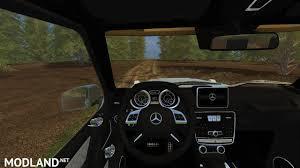 mercedes benz 6x6 mercedes benz g65 amg 6x6 v 1 1 mod farming simulator 17