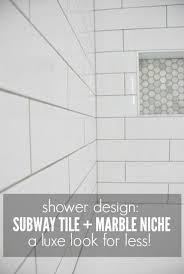 Ceramic Tile Bathroom Designs Ideas by Best 25 Shower Tile Designs Ideas On Pinterest Bathroom Tile