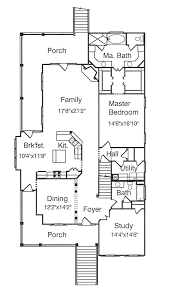 Victorian House Floor Plans by Peterman Southern Style Home Plan 024s 0007 House Plans And More