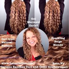 curly hair and color makeover in reno nevada by carleen sanchez yelp