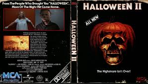 halloween 2 horror movie slasher poster horror pinterest behind