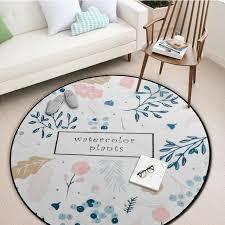 tapis rond chambre tapis rond usine imprimé tapis pour salon de tapis chambre
