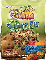 brown u0027s tropical carnival natural biscuits guinea pig food 4 lb