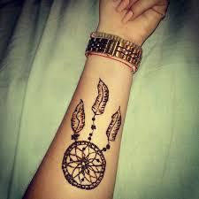 henna dreamcatcher henna pinterest
