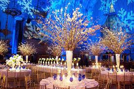 winter wedding decorations wedding in winter how to decorate gossip weddings