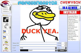 Generador Meme - generador meme crea meme el blog de chemyrok