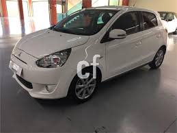 used mitsubishi space star cars spain