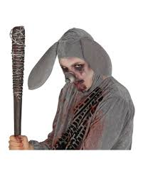 Zombie Hunter Halloween Costume Zombie Hunter Baseball Bat Costume Accessories Zombie