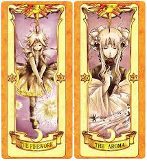 design your own card crunchyroll design your own clow card entries by eikomakimachi