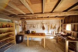 Interiors Kitchen Interiors Kitchen Of Roman Era House Of Lucius Maticeius Clemens