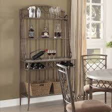 wine glass storage baker u0027s racks you u0027ll love wayfair