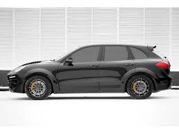 Porsche Cayenne Coupe - 2011 topcar cayenne vantage 2 conceptcarz com
