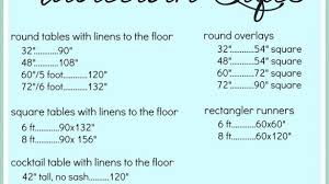 What Size Tablecloth For 6ft Rectangular Table by What Size Tablecloth For 8ft Rectangular Table Itu0027s A Nice