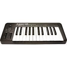 amazon black friday midi keyboards sale alesis q25 25 key keyboard midi controller musician u0027s friend