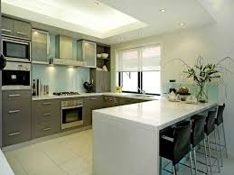 u shaped kitchens with islands u shaped kitchen designs with breakfast bar tile backsplash
