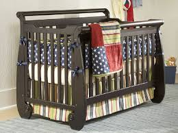Espresso Baby Crib by Solid Wood Baby Cribs Solid Wood Baby Furniture