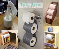 Bathroom Toilet Paper Storage Clever Toilet Paper Storage Or Holder Ideas Hative