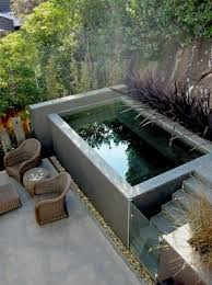 Ideas For Your Backyard Of Coolest Plunge Pool Ideas For Your Backyard 3