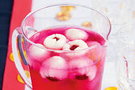raspberry eyeball fizz