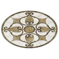oval marble floor medallions design for sale products from china