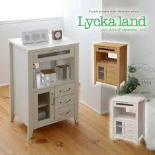 cabinet for router and modem auc 11myroom rakuten global market lycka land luck land cabinet