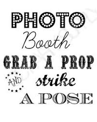 Wedding Signs Template Chalkboard Photo Booth Sign Free To Download At Printabelle
