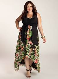 25 plus size womens clothing for summer high fashion dresses