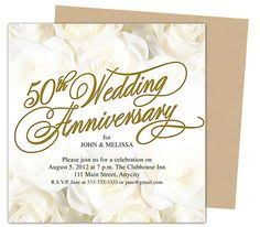50th wedding invitations 50th gold wedding invitation special invitations