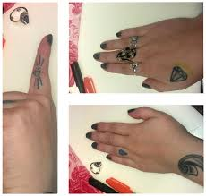 hand tattoo etiquette thinking of getting a tattoo on your finger or hand margot meanie