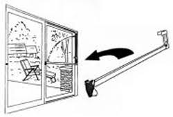 sliding glass door closer charley bar and screen door closer products from ppp manufacturing