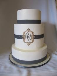 cake monograms atlanta wedding cake trends for 2015 it s a sweet bakery