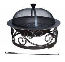 Cast Iron Firepits by Sierra Swirl Cast Iron Fire Pit U2013 Outdoor Decorations