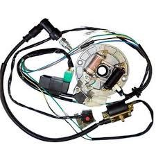 tdr moto engines 50 125cc kick start dirt pit bike wire harness