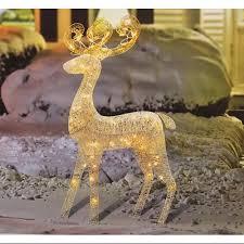 Metal Christmas Yard Art Decorations by 48
