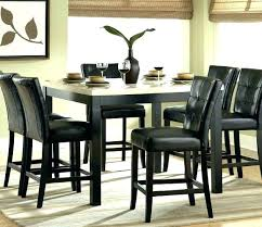 counter height dining table with leaf dining set with leaf kaivalyavichar org