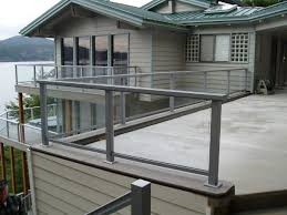 glass railing crystalite inc