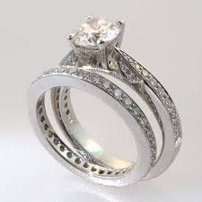 Vintage Wedding Ring Sets by Wedding Rings Vintage Engagement Ring Settings Couples Wedding