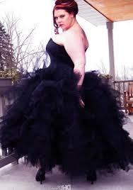 black wedding dress plus size prom dresses pluslook eu collection