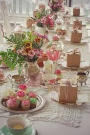 Tea Party Decorations For Adults Lots Of Lovely High Tea Table Settings High Tea Pinterest