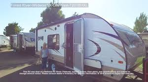 Wildwood Rv Floor Plans by Forest River Wildwood X Lite West T201bhxl Youtube